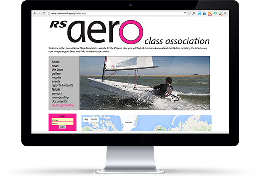 RS Aero International Class Association